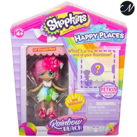 Isla Hibiscus - Happy Places Lil' Shoppie Doll Pack