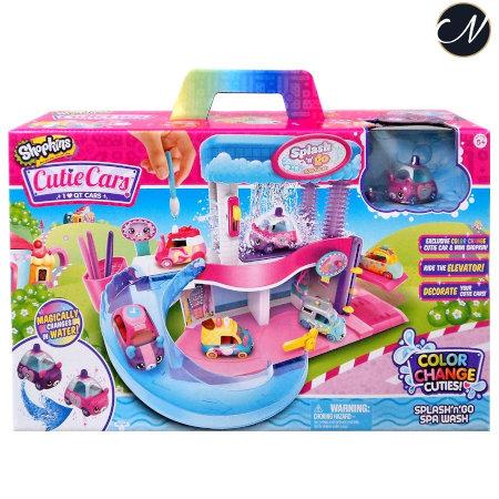 Cutie Cars Splash 'n' Go Spa Wash