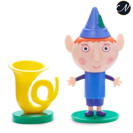 Ben en Holly - Ben with Horn Figure Pack