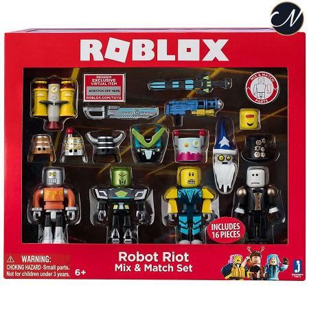 Roblox - Mix & Match Robot Riot