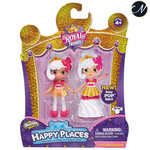 Cupcake Queenie - Happy Places Lil' Shoppie Doll Pack