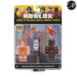 Roblox - Heroes of Robloxia: Ember & Midnight Shogun