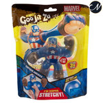 Heroes of Goo Jit Zu - Captain America Marvel Superheroes