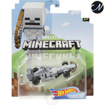 Skeleton - Hot Wheels Minecraft