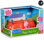 Peppa Big - Family Car