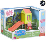 Peppa Big - Outdoor Fun Slide