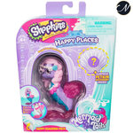 Royal Pearl Seahorse - Happy Places Lil' Shoppie Doll Pack