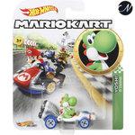 Yoshi - Hot Wheels Mario Kart