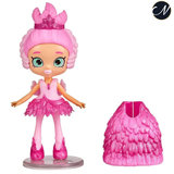 Princess Gracie Feathers - Happy Places Lil' Shoppie Doll Pack