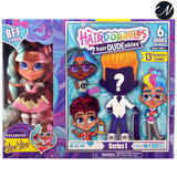 Hairdorables Hair-DUDE-ables BFF pack - Dee Dee