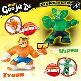 Heroes of Goo Jit Zu: Tygor VS Viper Versus Pack