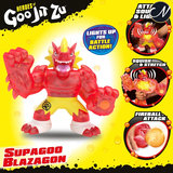 Heroes of Goo Jit Zu: Ultimate Hero Supagoo Blazagon