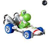 Yoshi B-Dasher - Hot Wheels Mario Kart