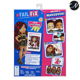 Fail Fix - @Loves.Glam, Total Makeover Doll