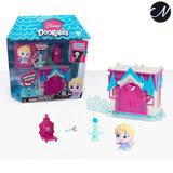 Disney Doorables Elsa's Frozen Castle