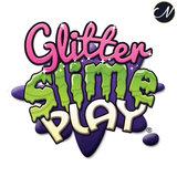 Glitter Slime Play