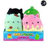 Cats Vs Pickles Jumbo Plush