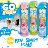 Go Foam.