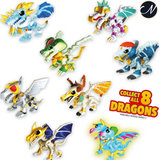 Treasure X - Dragons Gold Dragons Mystery Pack