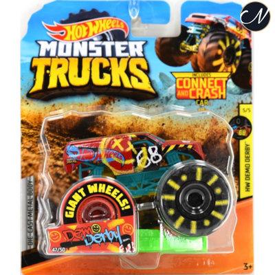 Monster Truck Demo Derby - Hot Wheels