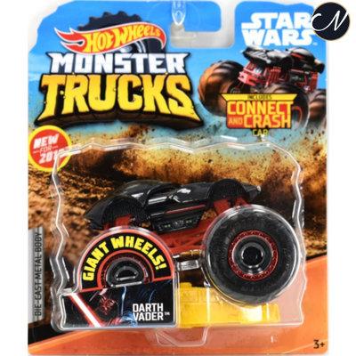 Monster Truck Darth Vader - Hot Wheels