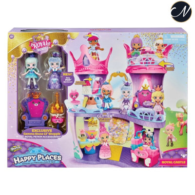 Happy Places - Royal Trends Castle Playset