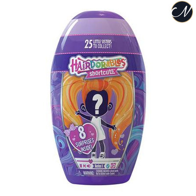Hairdorables Shortcuts Mystery Pack