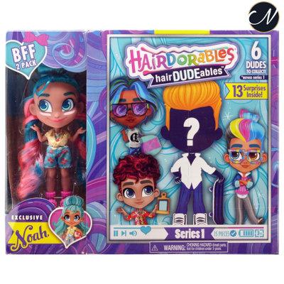 Hairdorables Hair-DUDE-ables BFF pack - Noah