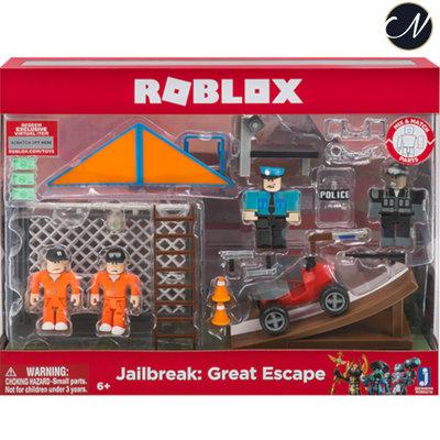 Roblox - Jailbreak: Great Escape