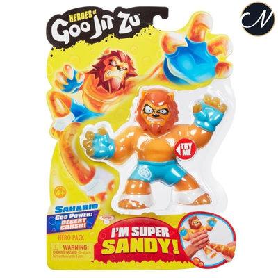 Heroes of Goo Jit Zu: Sahario Hero Pack