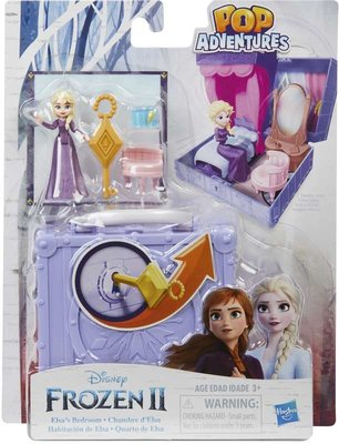 Frozen 2 Pop Adventures Elsa's slaapkamer