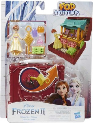 Frozen 2 Pop Adventures Anna's winkel