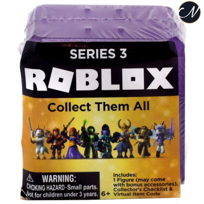 Roblox - Mystery pack Celebrity Serie 3