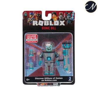 Roblox - Bionic Bill