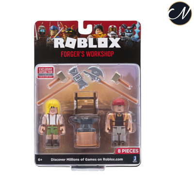 Roblox - Forger's Workshop
