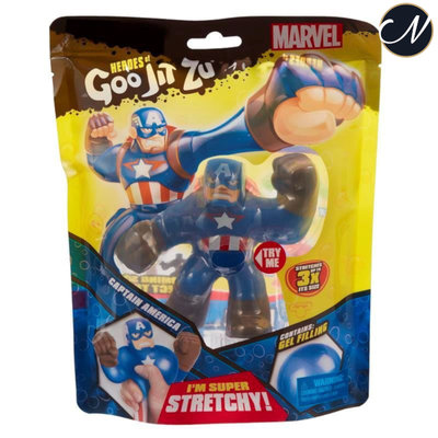 Heroes of Goo Jit Zu - Captain America