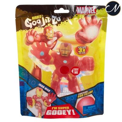 Heroes of Goo Jit Zu - Iron Man
