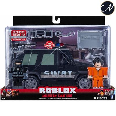 Roblox - Jailbreak: SWAT Unit