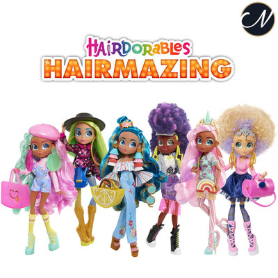 Hairdorables Hairmazing Doll