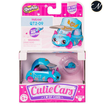 Cutie Cars Hatrod Single Pack