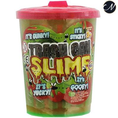 Trash can slime - Orange