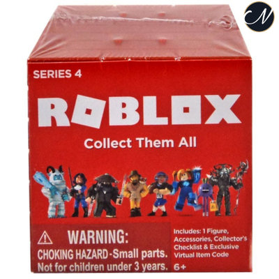 Roblox - Mystery Pack Serie 4