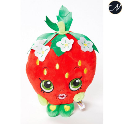 Shopkins Strawberry Kiss Knuffel