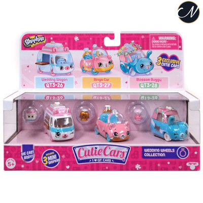 Cutie Cars Wedding Wheels Collection