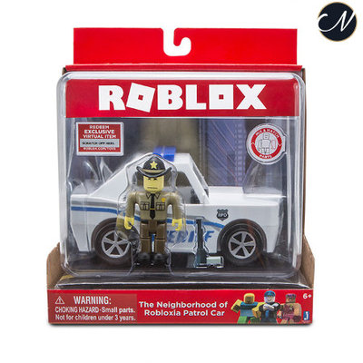 Roblox - Neighborhood of Robloxia Patrol Car