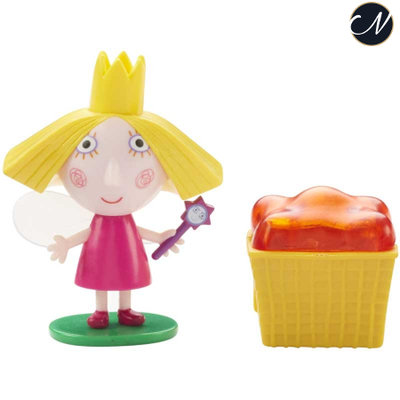 Ben en Holly - Holly with Jelly Basket Figure Pack
