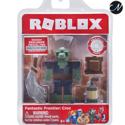 Roblox - Fantastic Frontier Croc