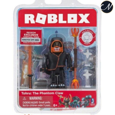 Roblox - Tohru: The Phantom Claw