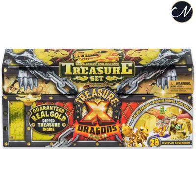 Treasure X - Dragons Gold Hunters Treasure Set