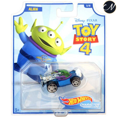 Alien - Hot Wheels Toy Story 4